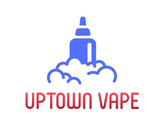 Uptown Vape - Arlington Logo