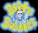 Brite Bubbles Coin Laundry Logo