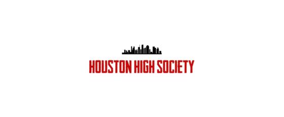 Houston High Society - Houston Logo