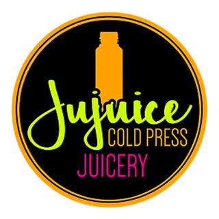 Jujuice Cold Pressed Juicery Logo