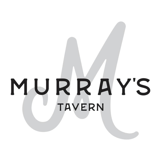 Murray's Tavern Gaming Rewards Logo