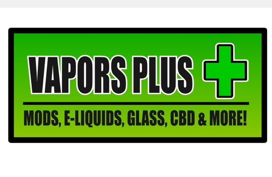 Vapors Plus - Belgium Logo