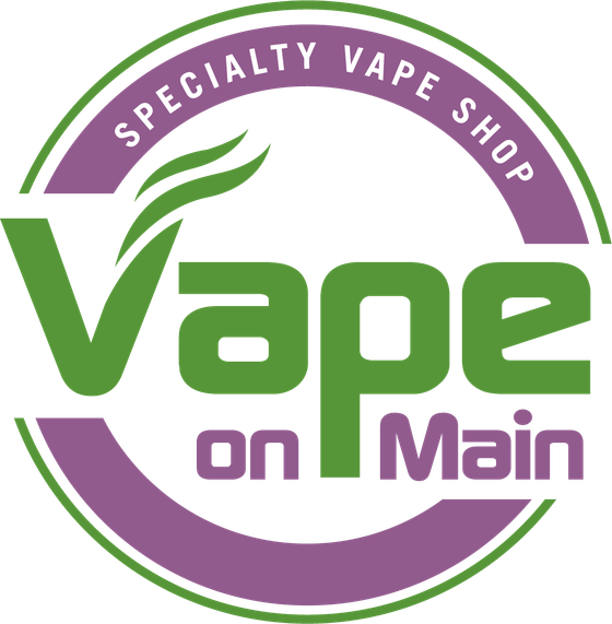 Vape On Main Smoke Shop Logo
