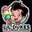 LiL Duke's Ice Cream Shoppe  Logo