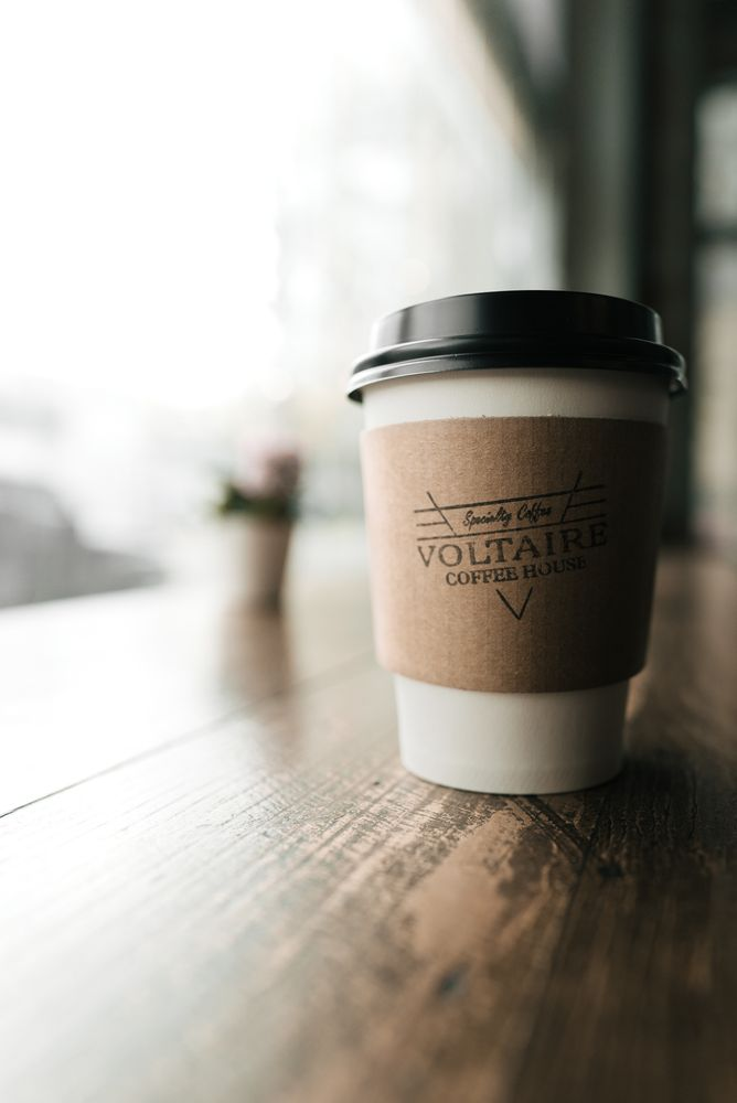 Voltaire Coffee Roasters - SJ Logo