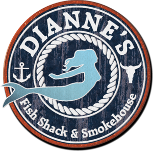 Dianne's Fish Shack Logo