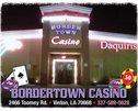 Border Town Casino Logo