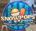 Snow Pops San Diego Logo