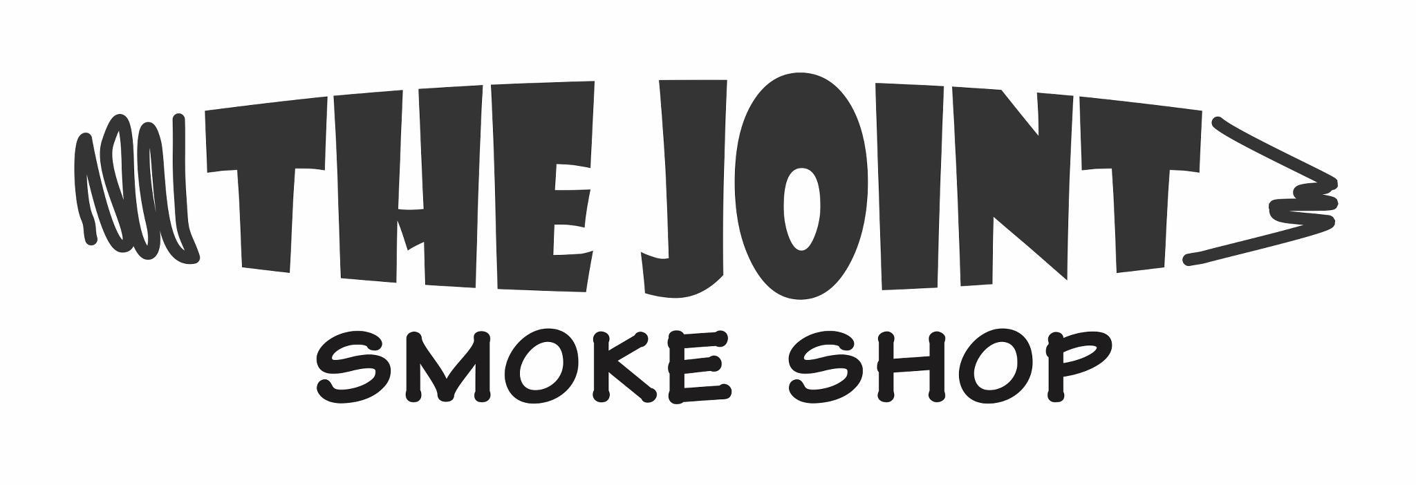 The Joint Smoke Shop  Logo