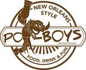 Po-Boy's On Frostwood Logo