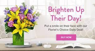 Foxchase Florist - Duke St. Logo