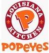 Popeyes - Bloomingdale Logo