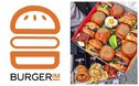 Burgerim - North 1ST San Jose Logo