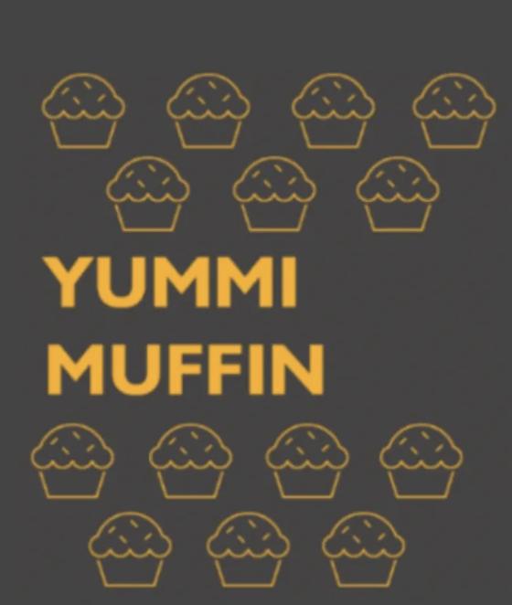Yummi Muffin - Concord Commons Logo