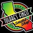 Tulare's Finest Smoke Shop  Logo
