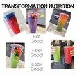 transformation nutrition  Logo