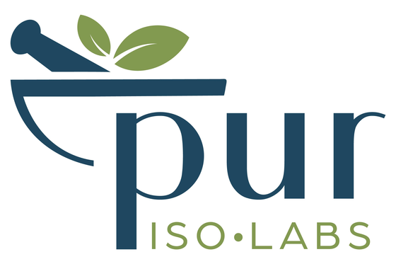 Pur IsoLabs-St.Paul Square Logo