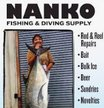 Nanko Fishing Supply - Kaneohe Logo
