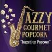 Jazzy Gourmet Popcorn - Frisco Logo