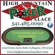 High Mountain Poker Logo