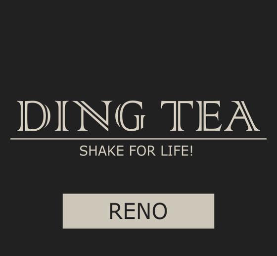 Ding Tea - Reno Logo