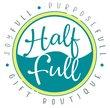 Half Full Gift Boutique Logo