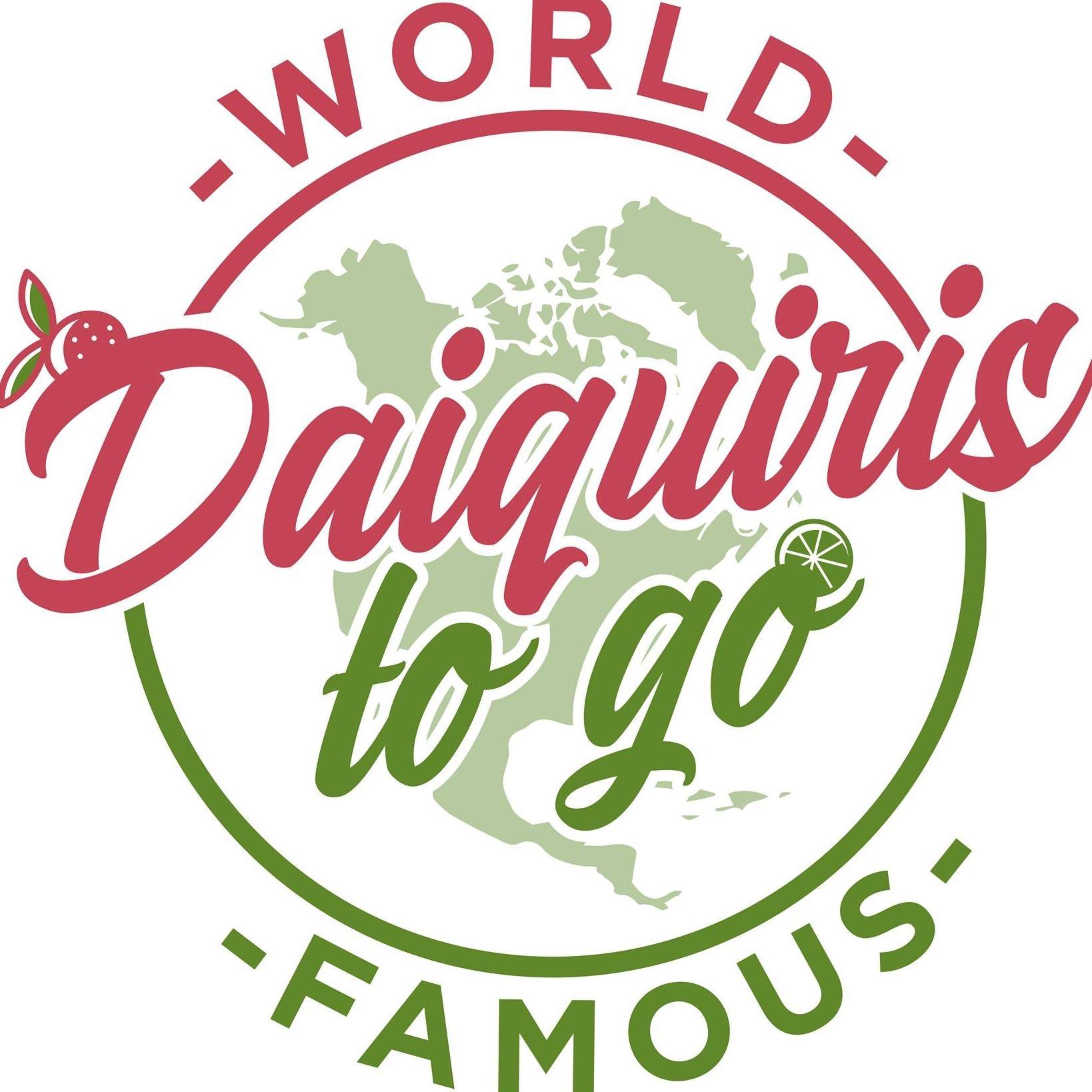World Famous Daiquiris To Go Logo