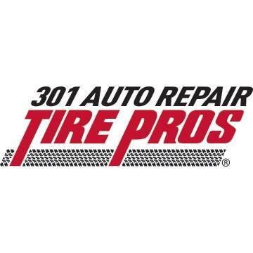 Tire Pros - 301 Auto Repair Logo