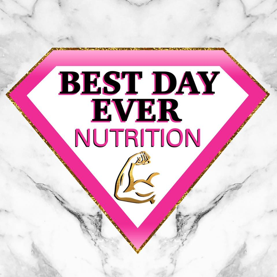 Best Day Ever Nutrition Logo