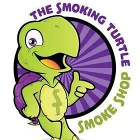 The Smoking Turtle Logo