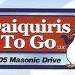 Daiquiris To Go, LLC Logo