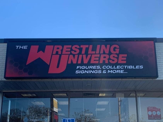The Wrestling Universe Queens Logo