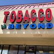 Tobacco N Beyond Dallas Logo