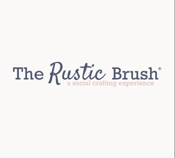 The Rustic Brush Logo