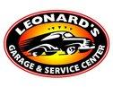 Leonard's Garage Logo