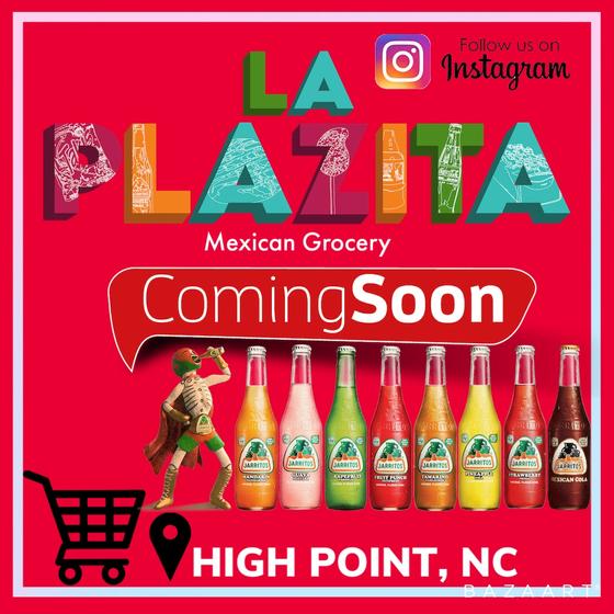La Plazita Mexican Grocery Logo
