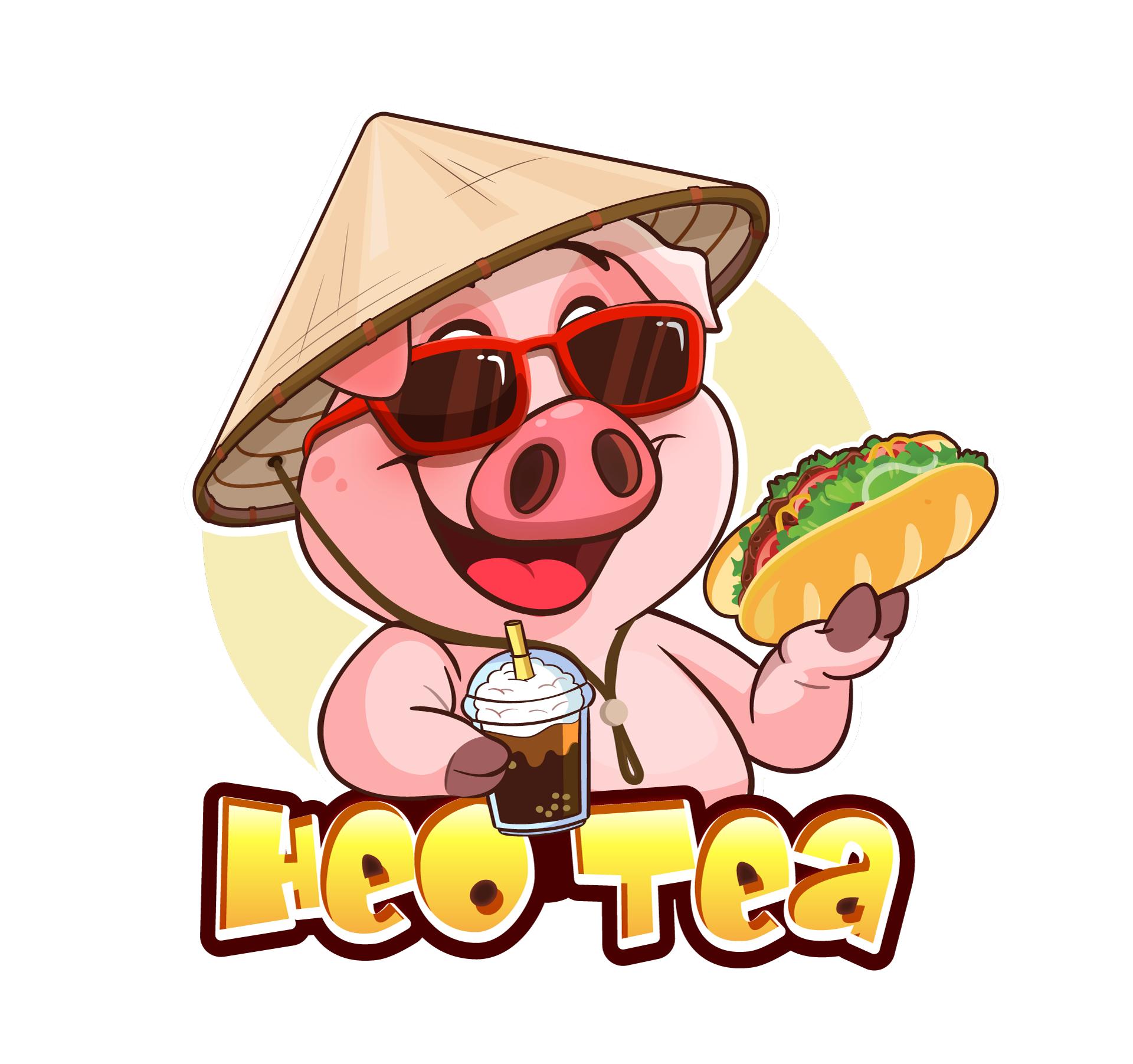 Heo Tea-6041 Centreville Crest Logo