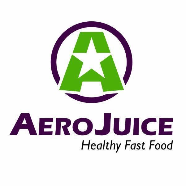 AeroJuice - Coconut Creek Logo
