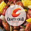 Crafty Crab - Concord Mills Logo