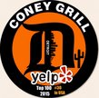 Detroit Coney Grill  Logo