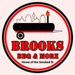 Brooks BBQ and More-S.A Logo
