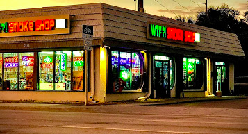 Miami Vape Smoke Shop Logo