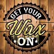 Get Your Wax On Logo