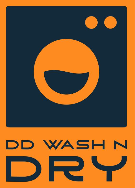 DD WASH-N-DRY - Dallas Logo