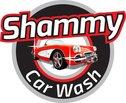Shammy Car Wash Logo