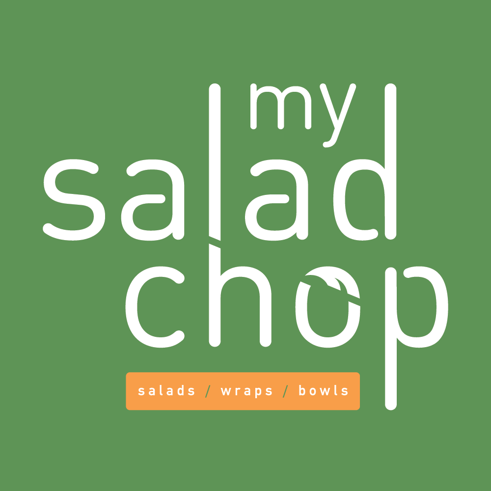 My Salad Chop Logo
