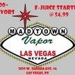 MadTown Vapor LLC Logo