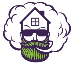House of Vape and Smoke Logo
