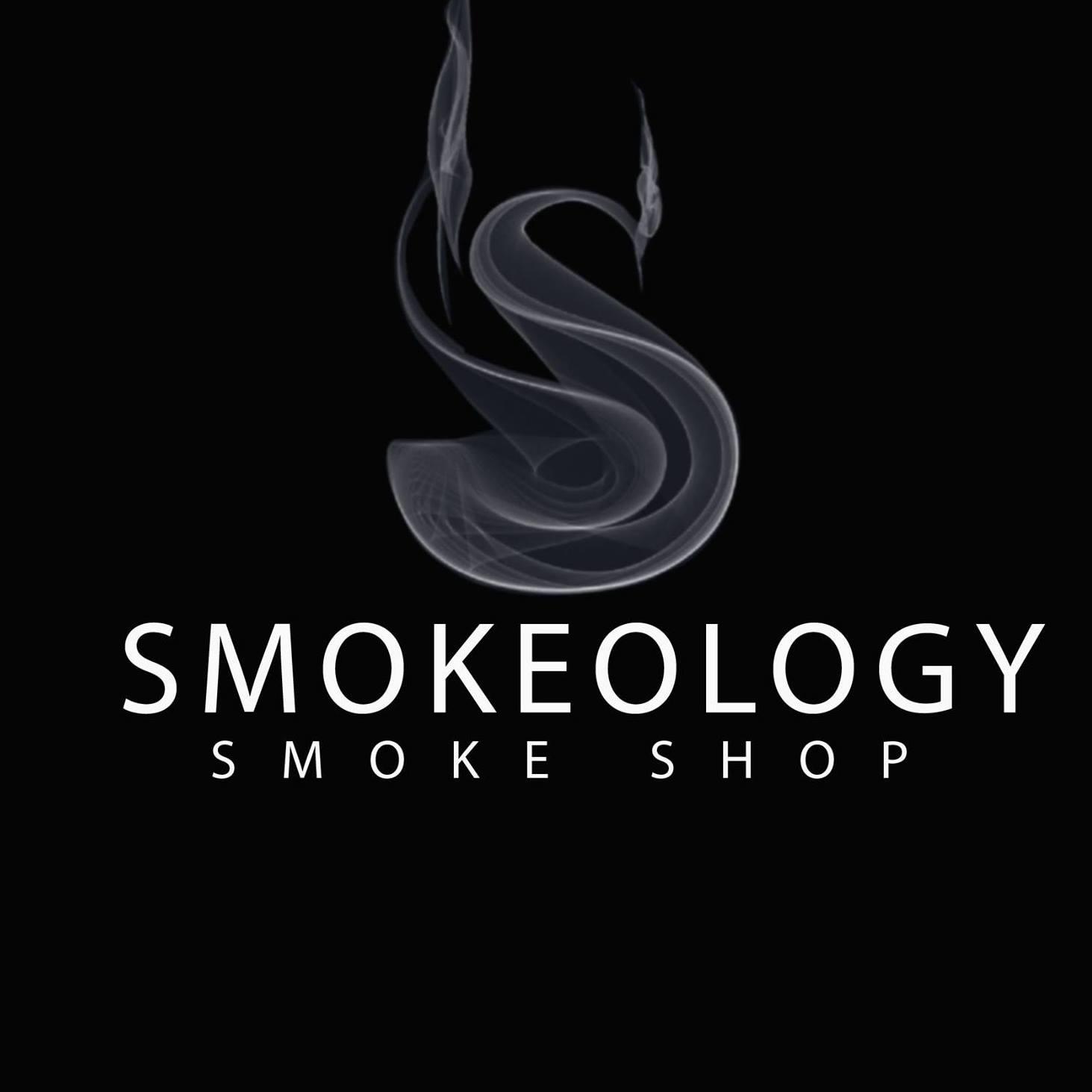 Smokeology Smoke Shop Logo
