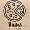 Bellas Pizza & Panini Logo